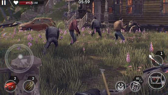 Left to Survive: Dead Zombie Shooter. Apocalypse Unlimited Money