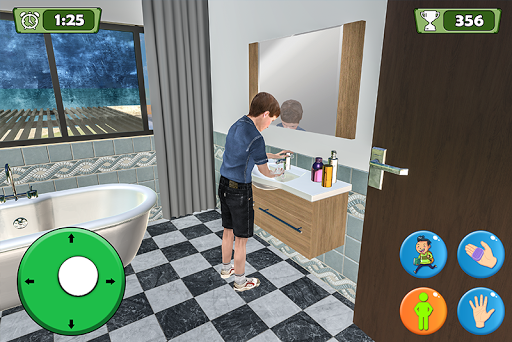 Virtual Kids Preschool Education Simulator 2.8 screenshots 6