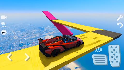 Spider Superhero Car Games: Car Driving Simulator apktram screenshots 5