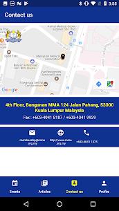 Malaysian Medical Association Apk Download 2021 5