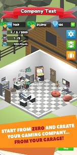 Idle Game Dev Empire MOD Apk (Unlimited Money) Download 1