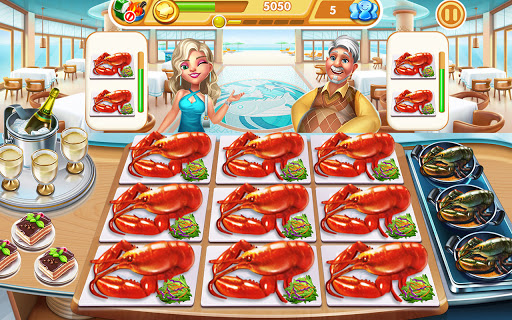 Cooking City: frenzy chef restaurant cooking games 1.90.5031 screenshots 21