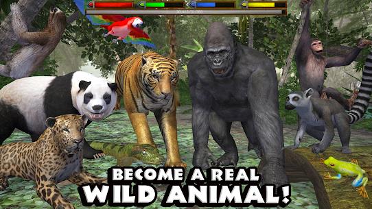 Ultimate Jungle Simulator  For Pc, Windows 7/8/10 And Mac – Free Download 2021 1