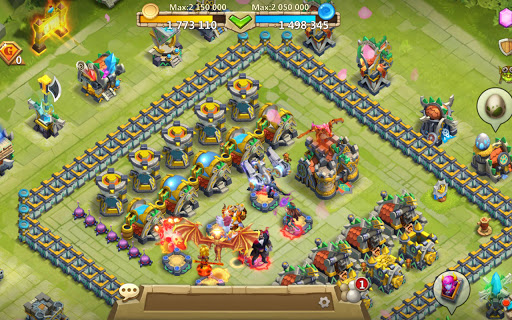 Castle Clash: Quyu1ebft Chiu1ebfn-Gamota 1.5.5 Screenshots 12