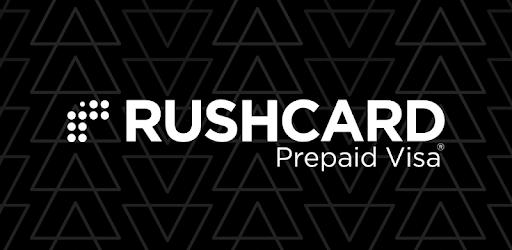 the rush card login