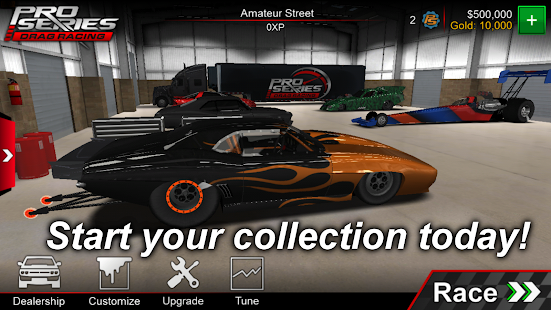 Pro Series Drag Racing 2.20 Screenshots 3