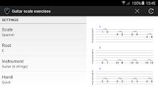 Guitar scale exercisesのおすすめ画像2