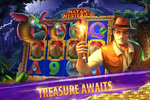 Casino Deluxe Vegas - Slots, Poker & Card Games  Screenshots 4