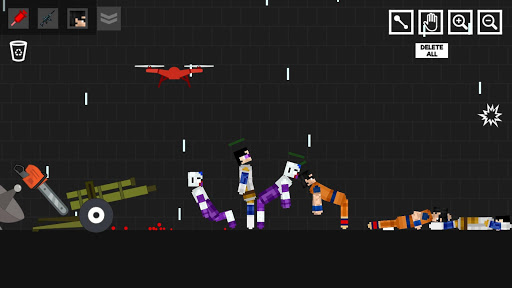 Stick Dragon Playground: Human Z 1.0.7 screenshots 8