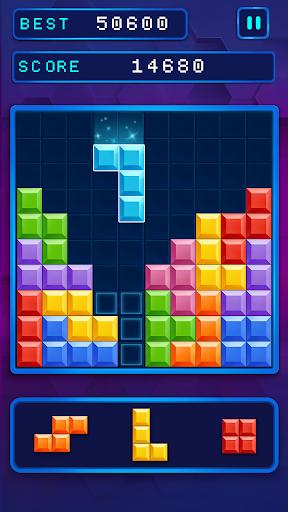 Block Brick Puzzles 10x10 - fun game to play 0.8 screenshots 5