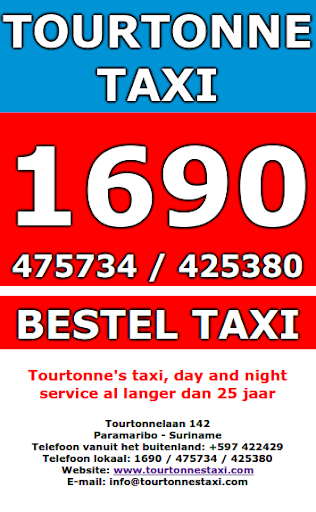 Tourtonne Taxi 1690  screenshots 1