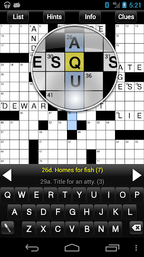 Crossword Light 2.4.4.6 screenshots 2