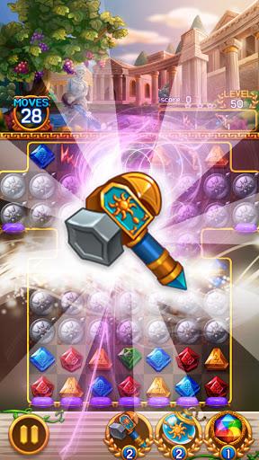 Jewel Athena: Match 3 Jewel Blast 1.7.1 screenshots 5