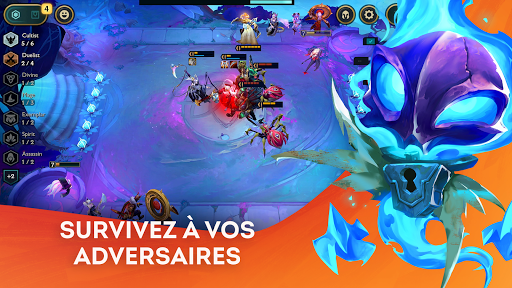 Teamfight Tactics : jeu de stratégie LoL  screenshots 2