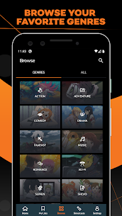 CRUNCHYROLL for PC Free Download on Windows and Mac 4