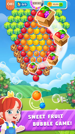Bubble Blast: Fruit Splash 1.0.10 screenshots 1