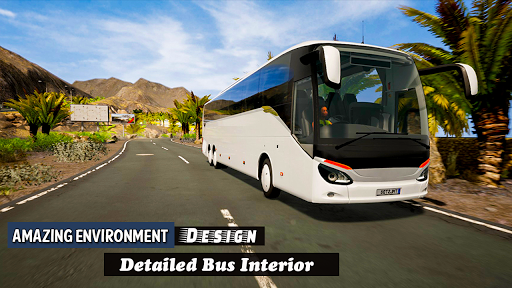 Coach Bus Driving Simulator 2020: City Bus Free 0.1 Screenshots 14
