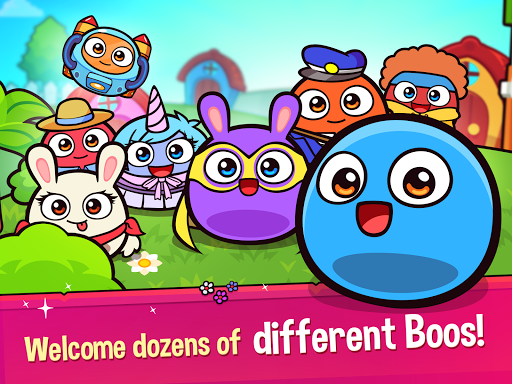 My Boo Town - Cute Monster City Builder 2.0.2 screenshots 13