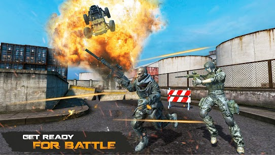 TPS Commando Battleground Mission: Shooting Games Hack & Cheats Online 2