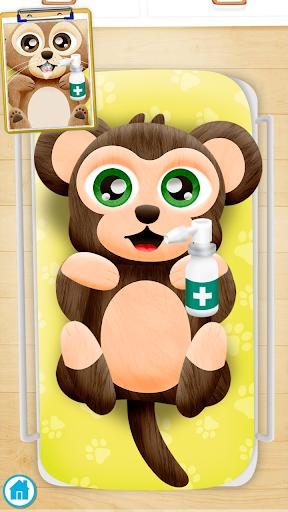 Pet Doctor. Animal Care Game screenshots 8