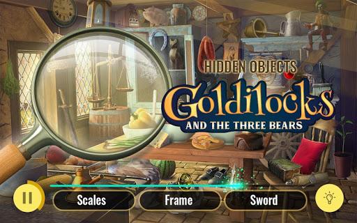 Goldilocks - The Three Bears' House Escape  screenshots 1