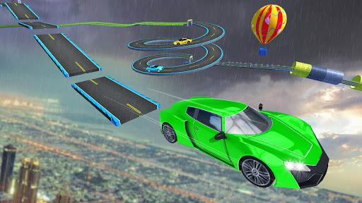 Mega Ramp Car Stunt Game 3d - New Car Games 2021 screenshots 3