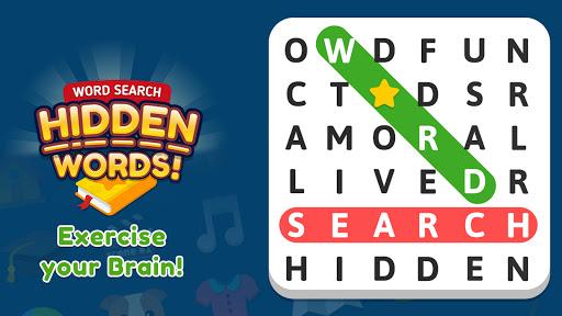 Word Search: Hidden Words  screenshots 1