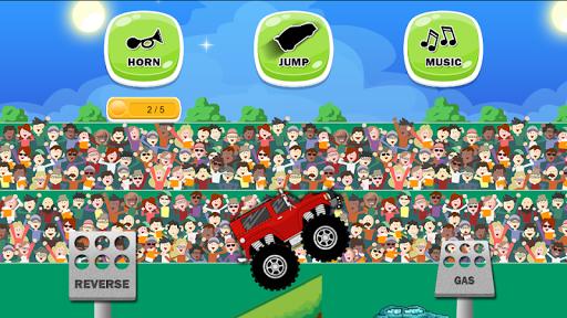 Monster Truck Game for Kids 2.8.1 screenshots 6
