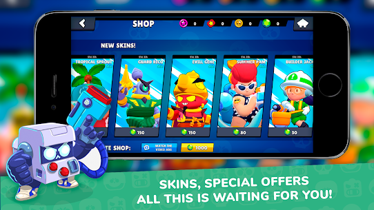 Lemon Box Simulator for Brawl stars Mod Apk (No Ads) 4.0.1 5