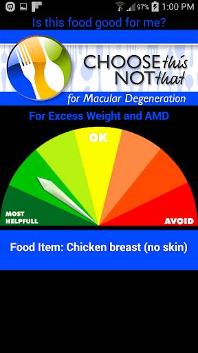 Macular Degeneration (AMD)  screenshots 8