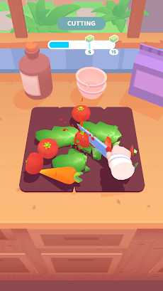 The Cook - 3D Cooking Gameのおすすめ画像1