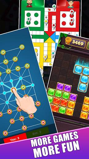 Ludo u0932u0942u0921u094b - New Ludo Online 2020 Star Dice Game  screenshots 13