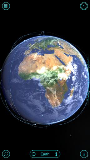 Solar Walk Free - Explore the Universe and Planets 2.5.0.10 Screenshots 1