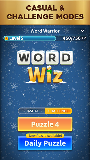 Word Wiz - Connect Words Game 2.4.0.1431 screenshots 5