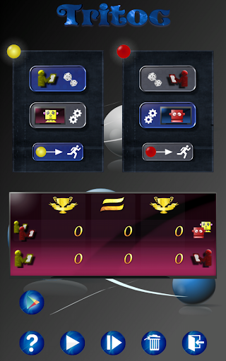 tritoc [tic tac toe type] screenshot 2