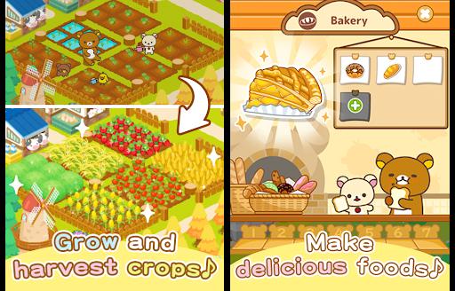 Rilakkuma Farm 3.7.0 screenshots 2