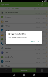 Apk Share Bluetooth - Send/Backup/Uninstall/Manage 3.4.5 Screenshots 8