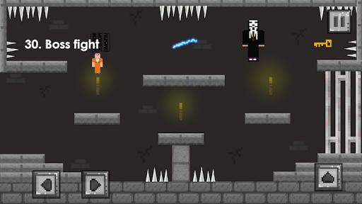Escaping Noob vs Hacker: one level of Jailbreak apkpoly screenshots 11