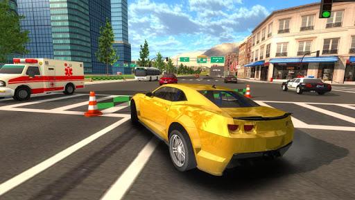 Crime Car Driving Simulator 1.02 screenshots 2