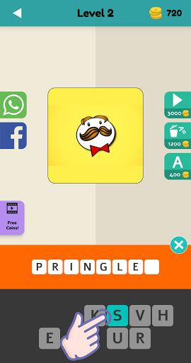 Logo Test: World Brands Quiz, Guess Trivia Game  screenshots 5