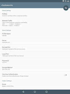 Download Shadowsocks MOD APK v5.2.6 (Ad-Free) 5