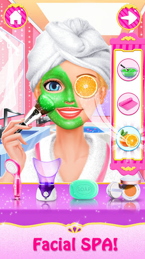 Spa Day Makeup Artist: Salon Games 1.3 screenshots 12
