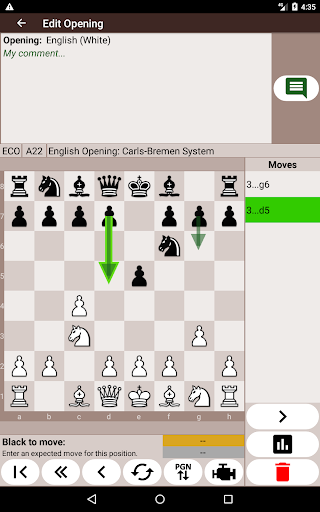 Chess Openings Trainer Pro modavailable screenshots 10