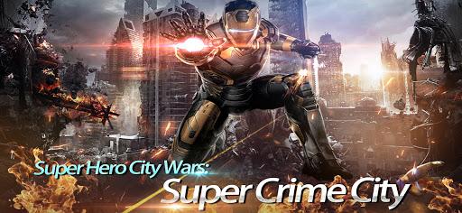 Super Hero City Wars:Super Crime City  screenshots 1
