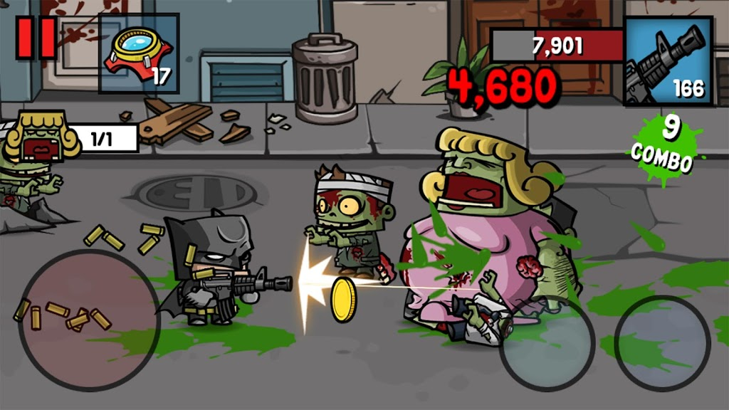 Zombie Age 3: Shooting Walking Zombie: Dead City  poster 9