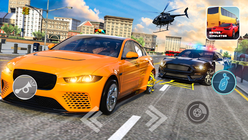 Drive Simulator apklade screenshots 1