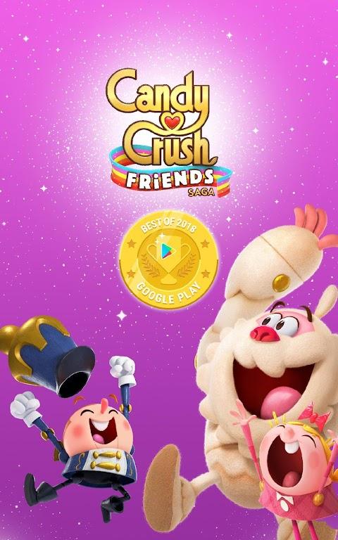 Candy Crush Friends Saga  poster 12