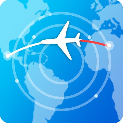 Flight Tracker-Plane Finder, Flight status & Radar APK