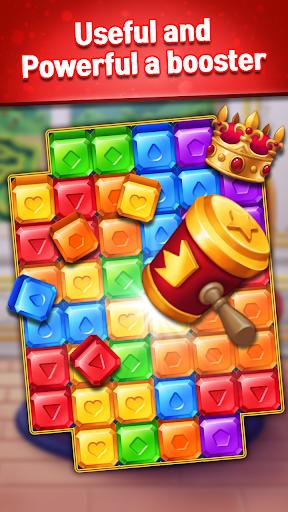Jewels King : Castle Blast screenshots 3