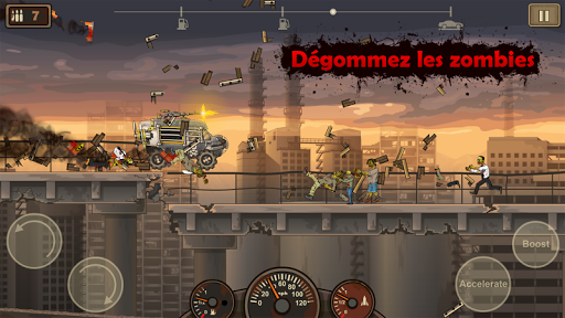 Code Triche Earn to Die 2 (Astuce) APK MOD screenshots 1
